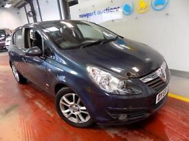 Vauxhall/Opel Corsa 1.4i 16v ( a/c ) 2008.5MY SXi