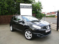 2010 Nissan Qashqai+2 1.5dCi 2WD Acenta( 7 SEATER,PANROOF,HISTORY,WARRANTY