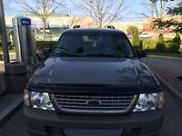 2002 Ford Explorer LXT SUV, Crossover