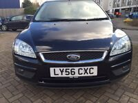 Ford Focus 1.6 Ghia AUTOMATIC great drive 1 previous owner hpi clear
