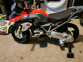 12 V electric motorbike