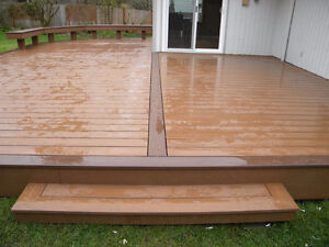 COMPOSITE DECKING - TRUNORTH