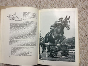 WW2 2 Volume German Cavalry horse book 1939 Prince George British Columbia image 7