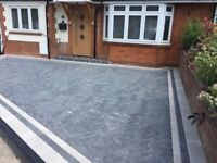 New driveways and patios Paving and Landscaping