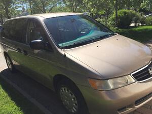 2002 Honda Odyssey Familiale