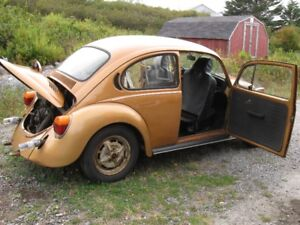 1976 Classic Volkswagen Beetle