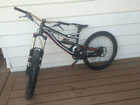 Specialized Status downhill/freeride  mountain bike