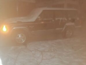 1991 jeep Cherokee 4x4 limited edition