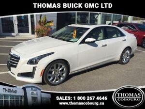 2016 Cadillac CTS Premium  - $347.69 B/W - Low Mileage