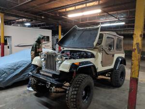 Jeep CJ7 1981
