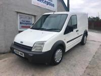 Ford Transit Connect 1.8TDCi Van T200 SWB ONLY 40K MILES