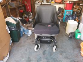 Powered wheelchair with tilt facility Handicare Puma 20 £595ono