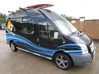 2011 Ford Transit Camper Conversion 2 Berth End Washroom For Sale Ref 11229
