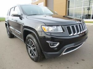 Jeep Grand Cherokee Limited   4x4   Sunroof   Leather    2016