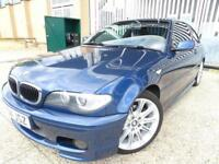 BMW 325 AUTOMATIC COUPE Ci Sport px mercedes,audi,honda,mini,lexus,vauxhall