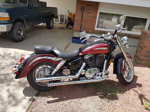 1998 Honda Shadow