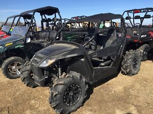 2014 Arctic Cat Wildcat Trail LTD