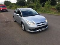 Citroen C4- 1.6 HDI DIESEL, 4Dr Family Hatchback, 12 Months MOT, Cheap to Tax