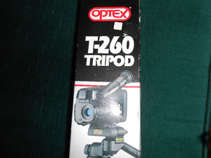 OPTEX T 260 Tripod complete with level