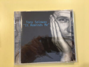 """""""It Reminds  Me""""CD by SongWriter Tony Soloway"""