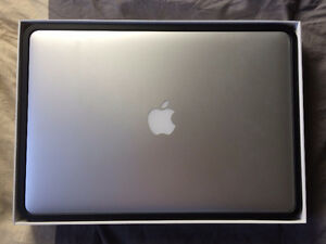"Applecare MacbookPro Retina 15"" Mid-2014 2.5GHz 512GB 16GB RAM"