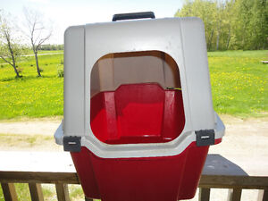X-large Cover cat litter pan