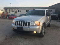 2008 Jeep Grand Cherokee DIESEL SUV 4X4 LEATHER CERTIF & E-TEST