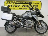 BMW R 1200GS, Fully loaded, Full BMW service history, VGC, MOT, Warranty