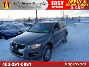 2008 Volkswagen Touareg VR6 AWD Sunroof Leather