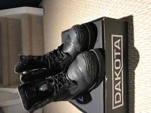 Dakota 529 HD3 8 Inch Steel Toe Boots