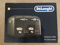 DeLonghi Argento Toaster