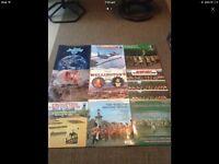"""Vinyl 12"""" Military Militaria LP's £3 EACH"""