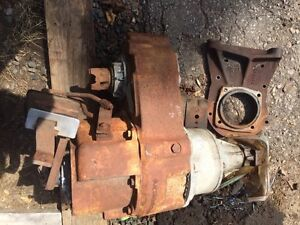 NP203 transfer case from 1976 Chev