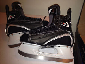 BAUER AND MISSION 4 SKATES