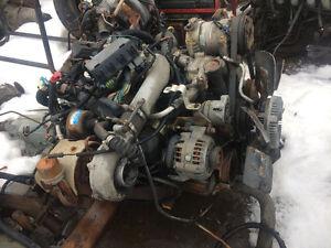 6.5 Liter Turbo Diesel Engine