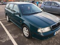 Skoda Octavia 1.8t automatic estate