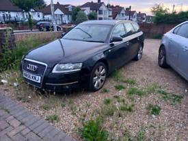 Audi A6 diesel manual estate spare or repairs