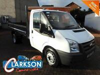 2011 Ford Transit T350 115ps Single Cab Tipper