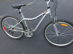 21 Gear Ladies Infinity Canyon Bike- BRAND NEW- never used!!!