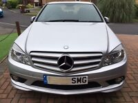 AMG Mercedes c220cdi 2010 (Please read)