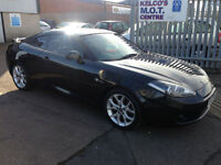 Hyundai Coupe 2.0 SIII SE BLACK WITH RED HEATED LEATHER