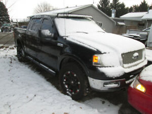 2004 ford f150 parts truck