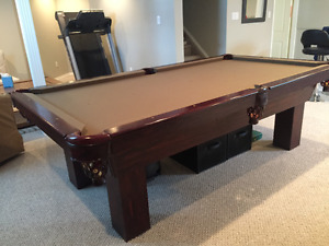Dufferin Pool Table & Accessories