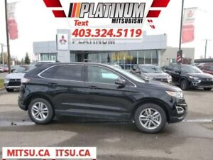 Ford Edge Sel All Wheel Drive Accident Free