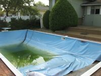 Pool Removal / Swimming Pool Fill In Service