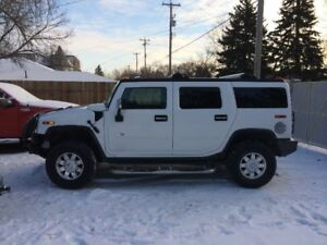 H2 Hummer SUPERCHARGED !!!!