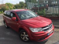 2009 DODGE JOURNEY (USA) 2.0 CRD SXT 7 SEATER MPV DIESEL MANUAL MOT MARCH 2017 £1500 BARGAIN