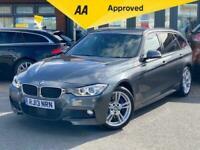 2013 13 BMW 3 SERIES 3.0 330D XDRIVE M SPORT TOURING 5D 255 BHP HUGE SPEC!