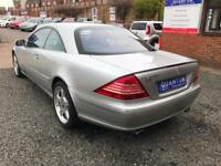 Mercedes-Benz CL 600 V12 5.5 Bi- Turbo Automatic 2 Door Coupe