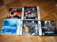 Nintendo DS / 3DS games